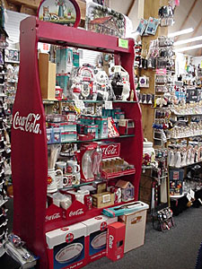 Coca-Cola Memorabilia and Collectibles