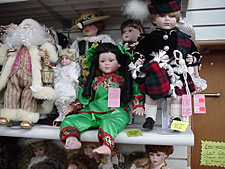 Dolls by Brinns & Kingstate and many more...